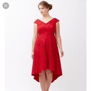Lela rose lily lace dress 22